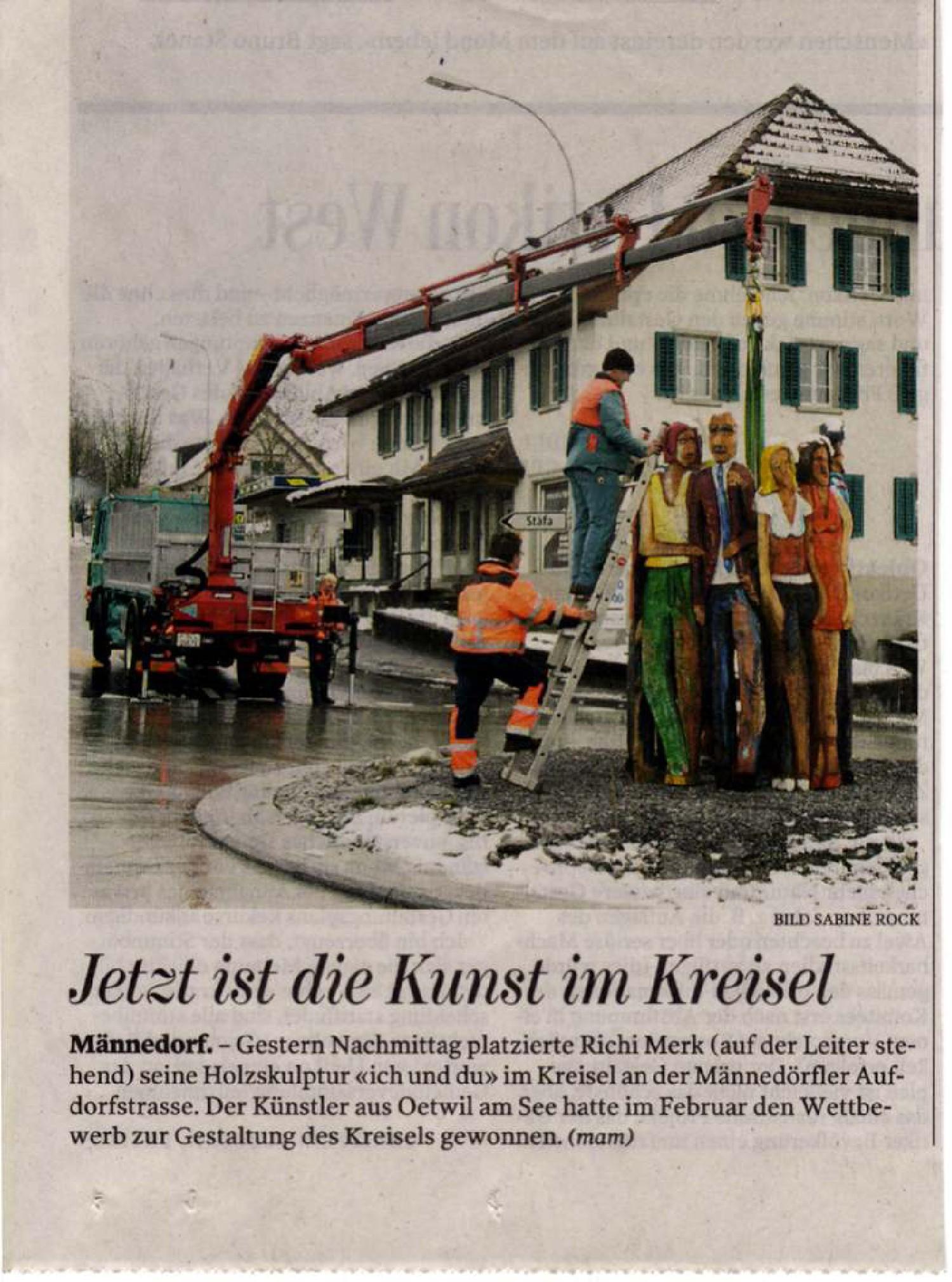 Tages-Anzeiger 19. April 2007
