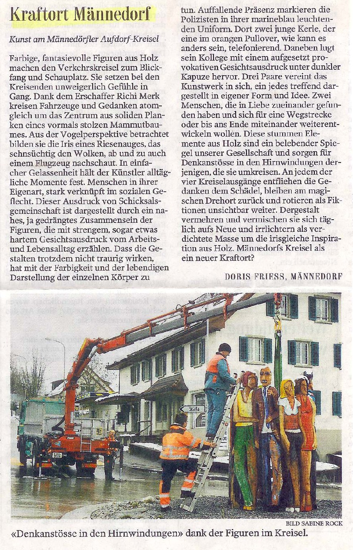 Tages-Anzeiger 31. März 2007
